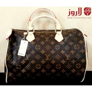 Louis Vuitton Bag - Leather Brown Box