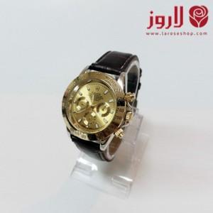 Rolex Watch - Golden
