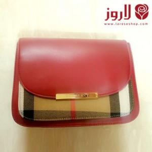 Burberry Bag .. Red - Mini