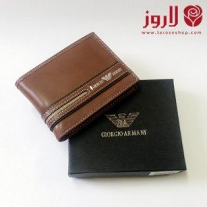 محفظة ارماني Armani رجالي
