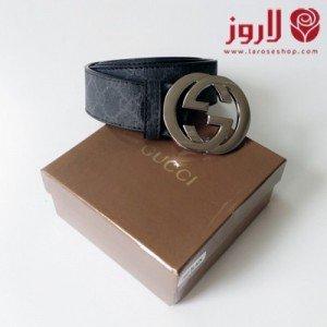 حزام قوتشي - اسود