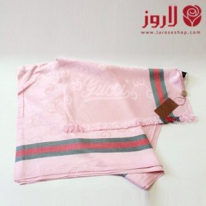 Gucci Scarf and Shawl .. Light Pink
